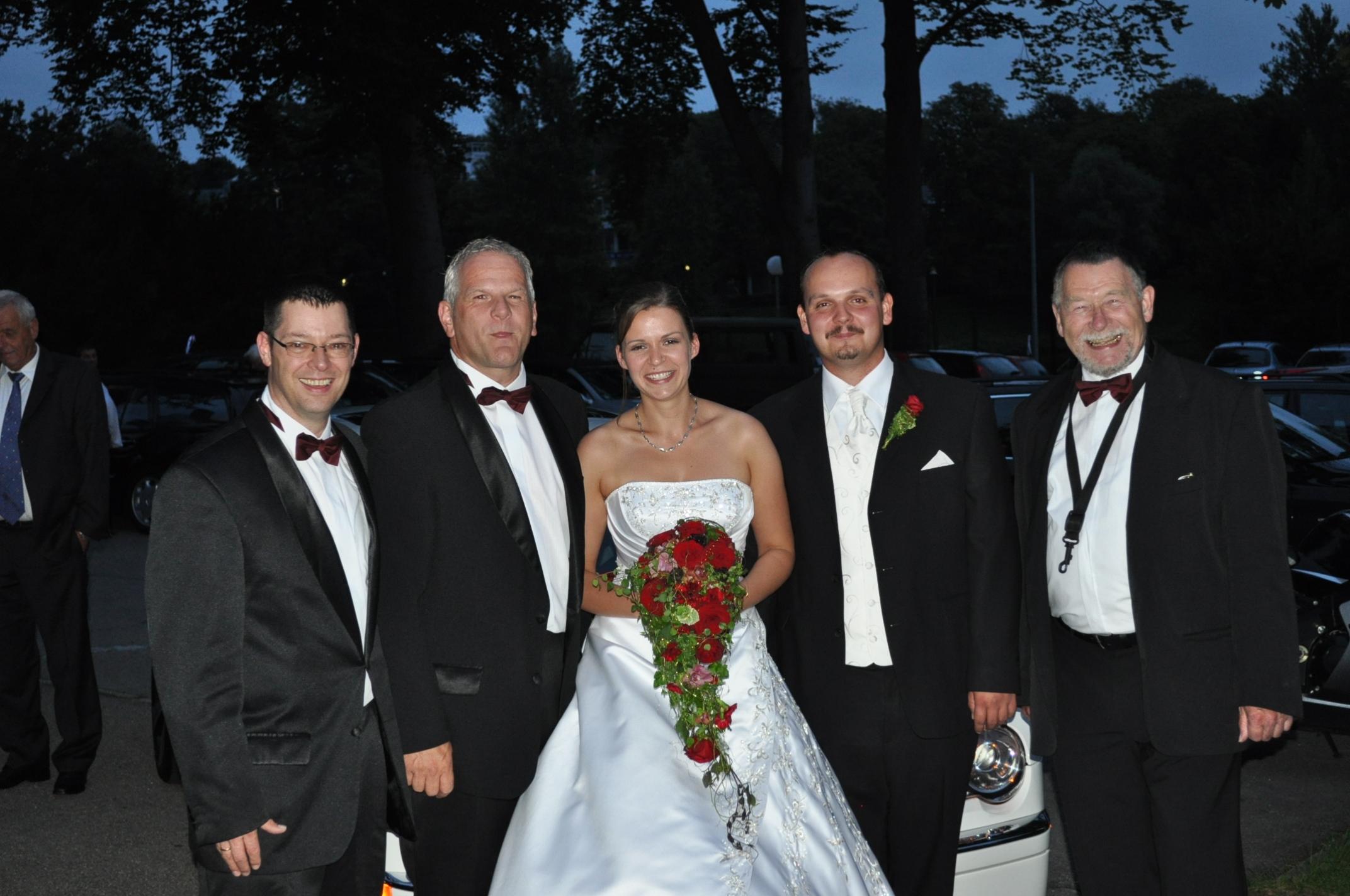 Hochzeit mit Die-Maybacher
