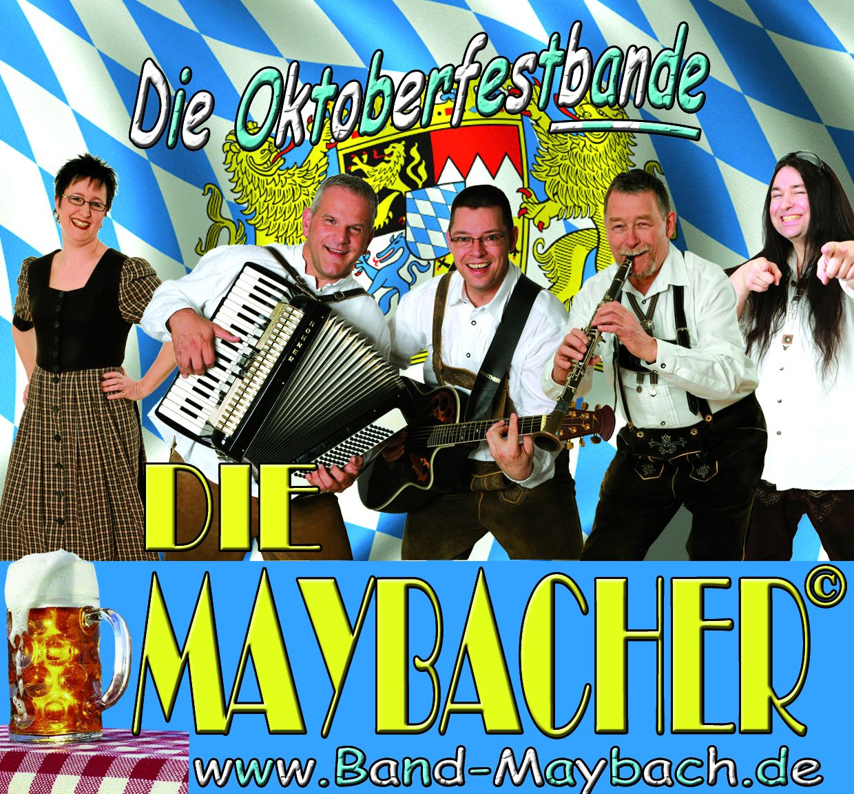 Quintett Die Maybacher Plakat