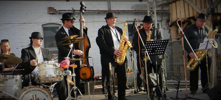 DIE MAYBACHER City Swingtett Big Band Sound