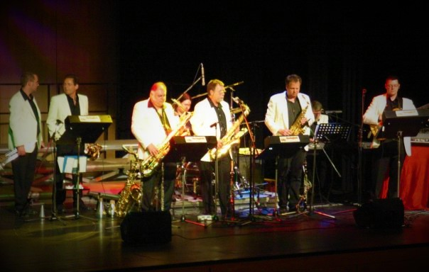 DIE MAYBACHER City Swingtett DER BIG BAND SOUND